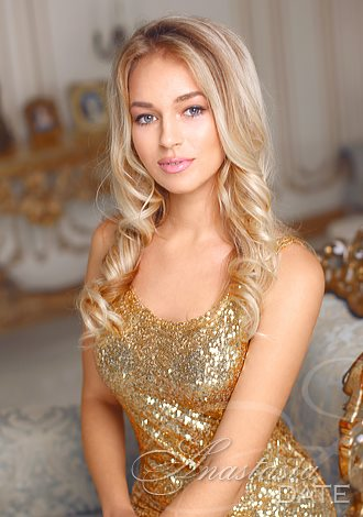 Gorgeous Singles only: Russian romantic dating partner Aliona from Odessa